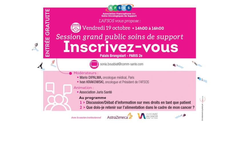 Association Francophone des Soins Oncologiques de Support