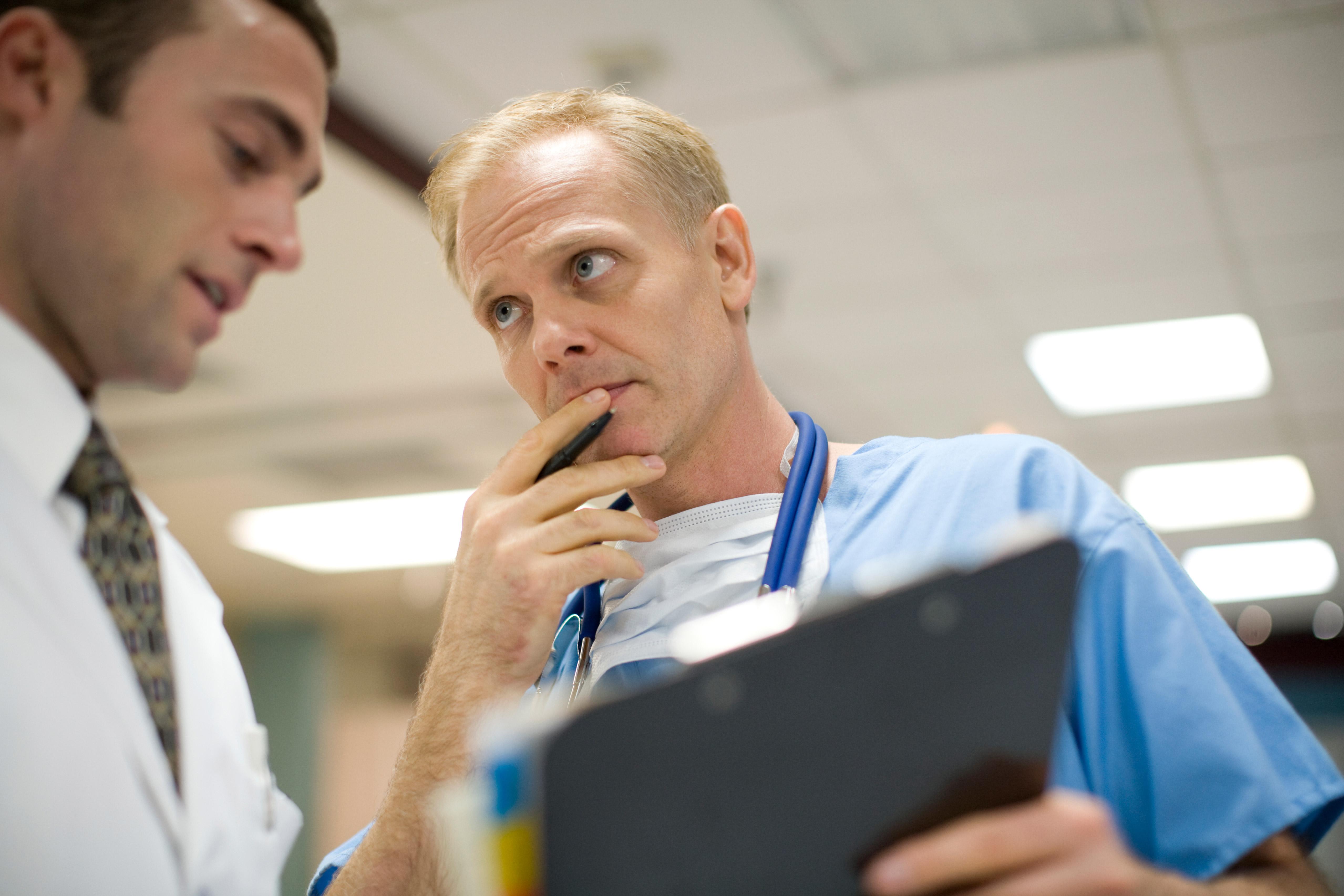 Identifier les professionnels /intervenants