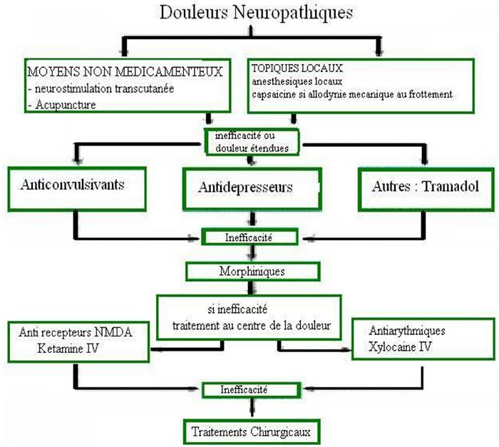Neuropathie périphérique et cancer - AFSOS